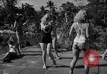 Image of Pin up models Coral Gables Florida USA, 1948, second 16 stock footage video 65675041472