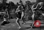 Image of Pin up models Coral Gables Florida USA, 1948, second 17 stock footage video 65675041472