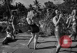 Image of Pin up models Coral Gables Florida USA, 1948, second 19 stock footage video 65675041472