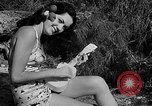 Image of Pin up models Coral Gables Florida USA, 1948, second 21 stock footage video 65675041472
