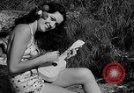 Image of Pin up models Coral Gables Florida USA, 1948, second 22 stock footage video 65675041472