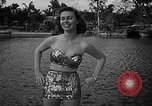 Image of Pin up models Coral Gables Florida USA, 1948, second 26 stock footage video 65675041472