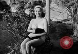Image of Pin up models Coral Gables Florida USA, 1948, second 30 stock footage video 65675041472