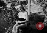 Image of Pin up models Coral Gables Florida USA, 1948, second 31 stock footage video 65675041472