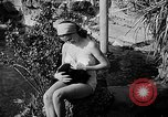 Image of Pin up models Coral Gables Florida USA, 1948, second 32 stock footage video 65675041472