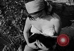 Image of Pin up models Coral Gables Florida USA, 1948, second 33 stock footage video 65675041472