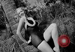 Image of Pin up models Coral Gables Florida USA, 1948, second 37 stock footage video 65675041472