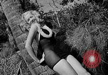 Image of Pin up models Coral Gables Florida USA, 1948, second 41 stock footage video 65675041472