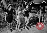 Image of Pin up models Coral Gables Florida USA, 1948, second 44 stock footage video 65675041472