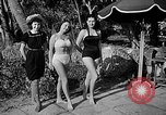 Image of Pin up models Coral Gables Florida USA, 1948, second 45 stock footage video 65675041472