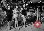 Image of Pin up models Coral Gables Florida USA, 1948, second 46 stock footage video 65675041472