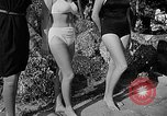 Image of Pin up models Coral Gables Florida USA, 1948, second 48 stock footage video 65675041472