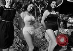Image of Pin up models Coral Gables Florida USA, 1948, second 50 stock footage video 65675041472
