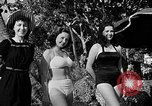 Image of Pin up models Coral Gables Florida USA, 1948, second 53 stock footage video 65675041472