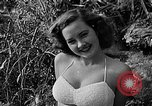 Image of Pin up models Coral Gables Florida USA, 1948, second 61 stock footage video 65675041472