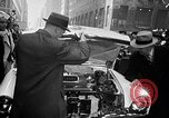 Image of Chrysler Turbine Special automobile New York City USA, 1956, second 13 stock footage video 65675041479
