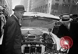 Image of Chrysler Turbine Special automobile New York City USA, 1956, second 14 stock footage video 65675041479