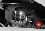Image of Chrysler Turbine Special automobile New York City USA, 1956, second 17 stock footage video 65675041479