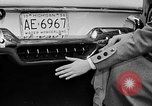 Image of Chrysler Turbine Special automobile New York City USA, 1956, second 26 stock footage video 65675041479