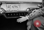 Image of Chrysler Turbine Special automobile New York City USA, 1956, second 27 stock footage video 65675041479