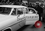 Image of Chrysler Turbine Special automobile New York City USA, 1956, second 29 stock footage video 65675041479