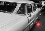 Image of Chrysler Turbine Special automobile New York City USA, 1956, second 34 stock footage video 65675041479