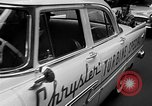 Image of Chrysler Turbine Special automobile New York City USA, 1956, second 35 stock footage video 65675041479