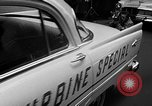 Image of Chrysler Turbine Special automobile New York City USA, 1956, second 36 stock footage video 65675041479