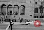 Image of Chrysler Turbine Special automobile New York City USA, 1956, second 45 stock footage video 65675041479