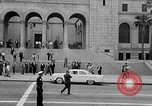 Image of Chrysler Turbine Special automobile New York City USA, 1956, second 47 stock footage video 65675041479