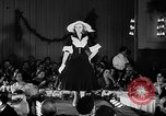 Image of fashion show Italy, 1956, second 6 stock footage video 65675041480