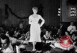 Image of fashion show Italy, 1956, second 21 stock footage video 65675041480
