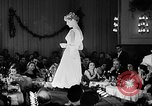 Image of fashion show Italy, 1956, second 22 stock footage video 65675041480