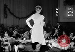 Image of fashion show Italy, 1956, second 23 stock footage video 65675041480