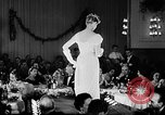 Image of fashion show Italy, 1956, second 24 stock footage video 65675041480