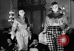 Image of fashion show Italy, 1956, second 25 stock footage video 65675041480