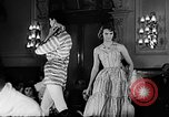 Image of fashion show Italy, 1956, second 31 stock footage video 65675041480