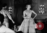 Image of fashion show Italy, 1956, second 32 stock footage video 65675041480