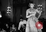 Image of fashion show Italy, 1956, second 33 stock footage video 65675041480