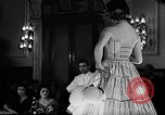 Image of fashion show Italy, 1956, second 34 stock footage video 65675041480