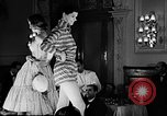 Image of fashion show Italy, 1956, second 37 stock footage video 65675041480
