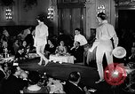 Image of fashion show Italy, 1956, second 46 stock footage video 65675041480