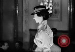 Image of fashion show Italy, 1956, second 47 stock footage video 65675041480