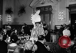 Image of fashion show Italy, 1956, second 52 stock footage video 65675041480