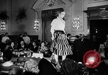 Image of fashion show Italy, 1956, second 53 stock footage video 65675041480