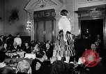 Image of fashion show Italy, 1956, second 55 stock footage video 65675041480