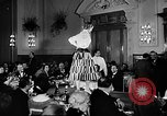 Image of fashion show Italy, 1956, second 58 stock footage video 65675041480