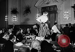 Image of fashion show Italy, 1956, second 59 stock footage video 65675041480