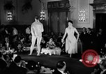 Image of fashion show Italy, 1956, second 62 stock footage video 65675041480