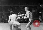 Image of Golden Gloves Light middleweight boxing  New York City USA, 1954, second 22 stock footage video 65675041494